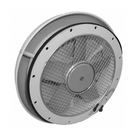 Střešní ventilátor
